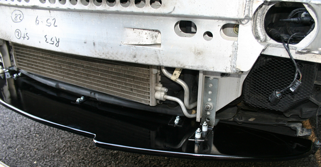 MINI Front Splitter DIY – GeorgeCo SpecR53 Blog