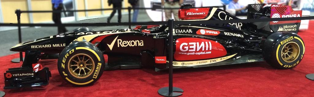 Lotus F1 R31
