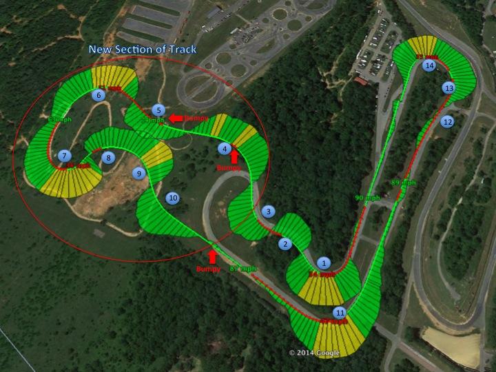 Jefferson Circuit Extension