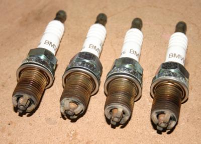 stock MINI plugs