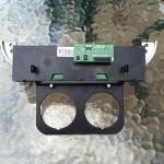 Gauge Pod Backside and Auto Up Circuit