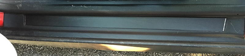 doorsills