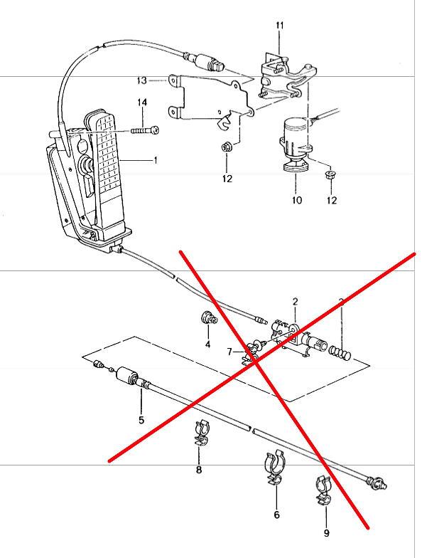 Broken Accelerator Pedal