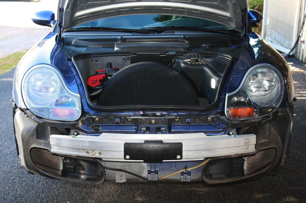 Remove the bumper cover